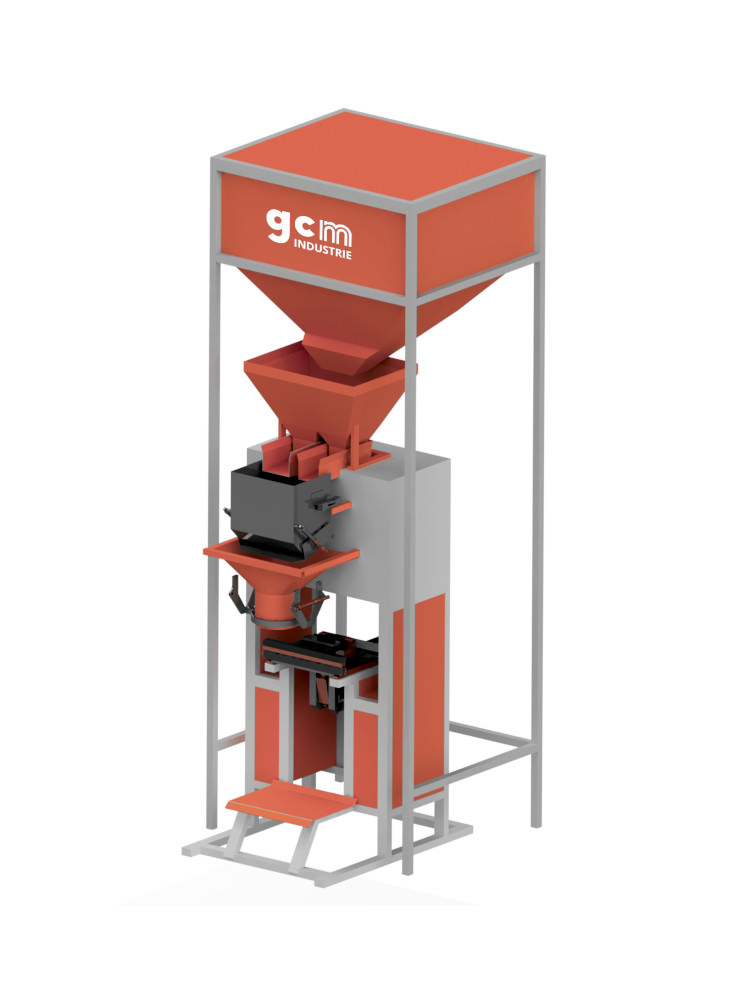 Bagging machine– GCM-PKM