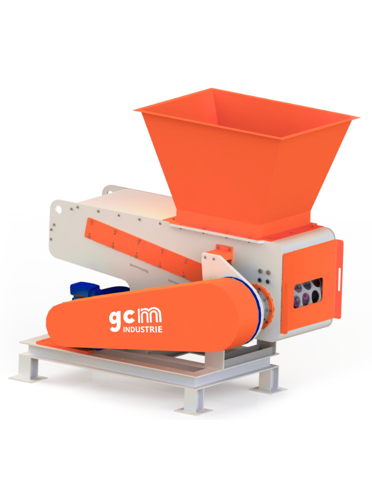 Single Shaft Shredder – GCM-TB