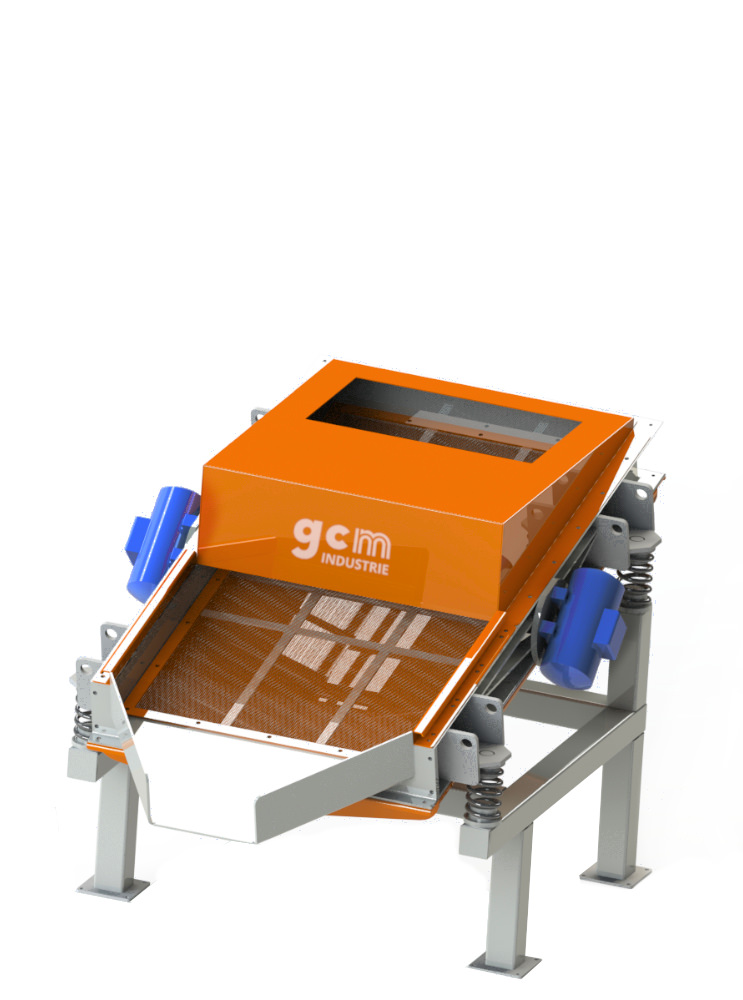 Vibrating Screen – GCM